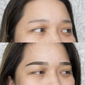 Microblading & Ombre Combo